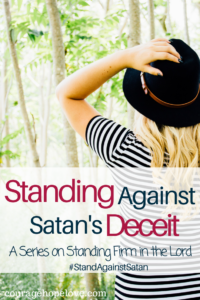 If you don't stand firm in your faith, you'll fall for anything. Here are 3 ways to stand firm!