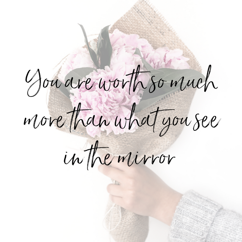 How do you measure your self-worth? Inspiration and Faith