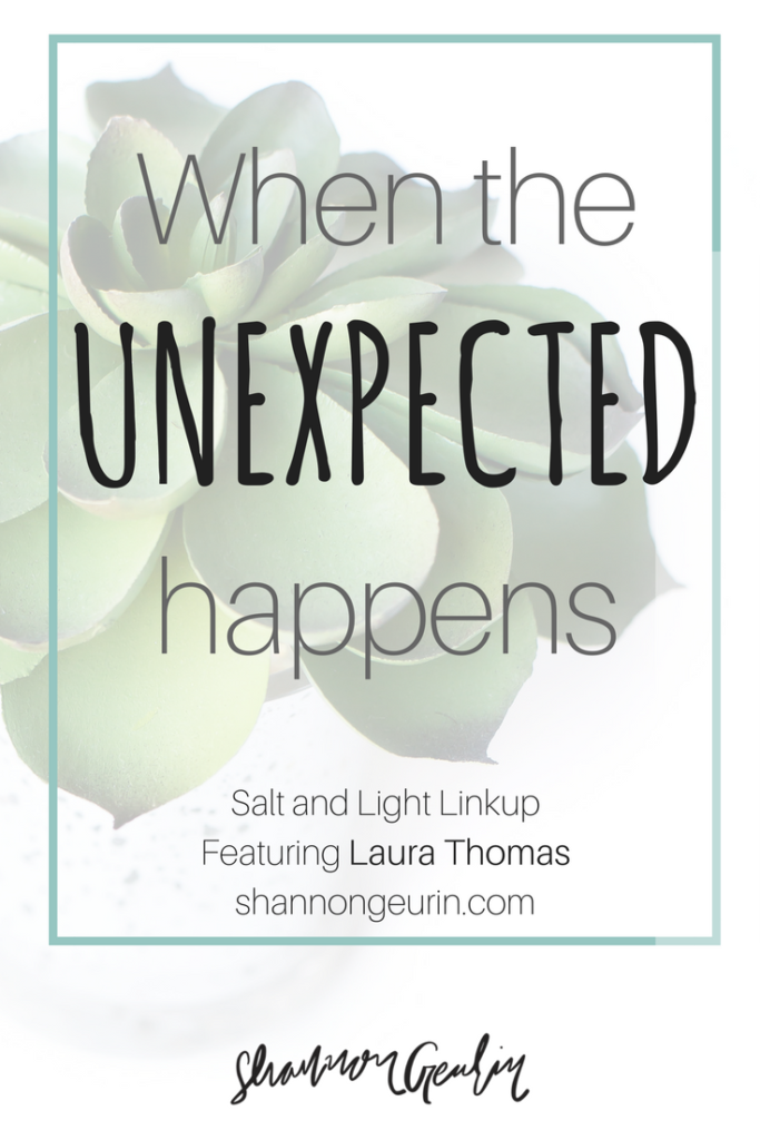 When the Unexpected Happens #unexpected #life #stressedout #fear