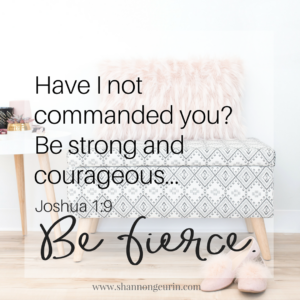 God is building up a generation of fighters! #fiercelyhis #fierce #sheisfierce #fight
